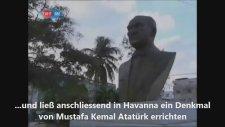 Fidel Castro'nun Atatürk İçin Söyledikleri