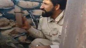 Irak'ta Bir Sniper'ı Trolleyen Asker