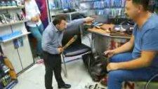 Mustafa Karadeniz'in Köksal Baba'yı Çıldırtması