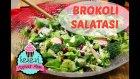 Brokoli Salatası (Vitamin Kaybetmeden, Pratik ve Leziz) | Ayşenur Altan Yemek Tarifleri
