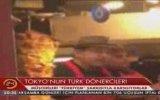 Japonya'da Müşterilerini Türkiyem Şarkısıyla Karşılayan Türk Dönerci