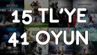 15 TL'YE 41 OYUN!   EA Access & Origin Access