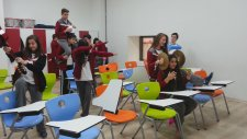 Müzik Dersinde Zaman Durduran Sınıf Yaratıcı Drama ile Zamanı Dondurmak Murat Balkan