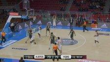 Anadolu Efes 82-75 Yeşilgiresun Belediyespor (Maç Özeti)