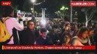 Liverpool'un Stadında Herkes, Chapecoense'liler İçin Saygı Duruşunda Bulundu