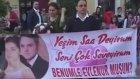 Samsun Bulvar Avm De Evlilik Teklifi Yeşim-Mustafa