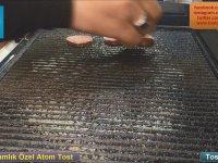 1 Kiloluk Tost Yapmak (1180 Gram Tostçu Erol içerir)