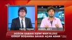 3 Adam | Eşini Makyajsız Gören Adam - Fazıl Taşar ile Adam Haber (30 Kasım Çarşamba)
