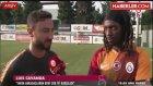 Galatasaraylı Lionel Carole, Kariyerindeki İlk Golünü Attı