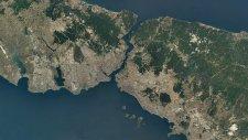 Google'ın İstanbul'un 32 Yıllık Değişimi Görüntüsü
