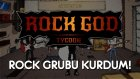 Rock God Tycoon (Türkçe)   ROCK GRUBU KURDUM!