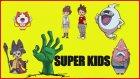Yo-Kai Watch | Yo-Kai Watch Finger Family | Yo-Kai Watch Songs