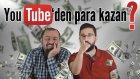 Youtube'den nasıl para kazanılır? | Youtube ne kadar para kazandırıyor? | Youtuber olmak - Dualvlog