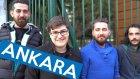 Ankara Ziyareti - Burak Oyunda