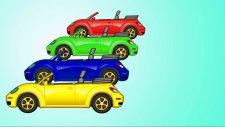 Maria ve Billy - eğitici çizgi film Türkçe izle! Araba tamir ediyoruz ve renkleri öğreniyoruz!