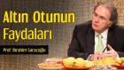 Altın Otunun Faydaları | Prof. İbrahim Saraçoğlu - Trt Diyanet