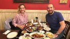 Amerika'da Turk Kebapcısı: Mr. Kebap