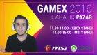 Gamex Duyuru Videosu
