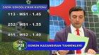 İddaa'da Günün Kazandıran Tahminleri - Sporx