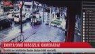 Konya'daki Hırsızlık Kamerada