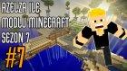 Modlu Minecraft Sezon 7 Bölüm 7 - Güneş Enerjisi İle Emc Üretme!