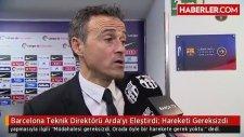 Barcelona Teknik Direktörü Arda'yı Eleştirdi: Hareketi Gereksizdi