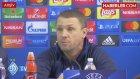 D. Kiev'in Hocası Rebrov: Beşiktaş'la D.kiev'in Onuru İçin Oynayacağız