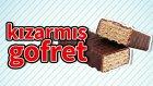 Çikolatalı Gofret Kızartması Yaptık - Oha Diyorum Mutfakta