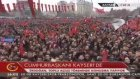 Cumhurbaşkanı Erdoğan: Bu Fetö'cü Teröristler 15 Temmuz'da Bizi Esir Almak İstediler
