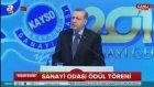 Cumhurbaşkanı Erdoğan - Sanayi Odası Ödül Töreni / Kayseri 4 Aralık 2016