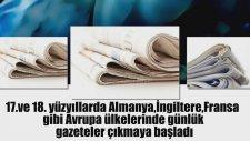 Dünyada İlkler İlk Gazete