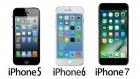 İphone'ları Yarıştırdık - İphone 5, İphone 6,  İphone 7 Hız Testi