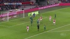 Ajax 2-0 Groningen - Maç Özeti izle (4 Aralık 2016)