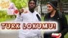 Londralılara Türk Lokumu Denettirdik!