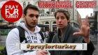 Londralılara Türkiye'deki Patlamaları Sorduk! (Evsizin Verdiği Mükemmel Cevap!)
