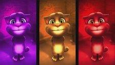 Talking Tom Cat Colors Reaction Compilation