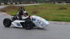 Yerli Formula Aracını Kenan Sofuoğlu Test Etti