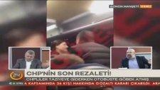 CHP'lilerin Aladağ Taziye Ziyaretinde Göbek Atması