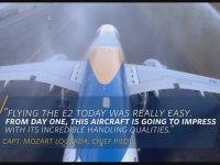 Embraer E2 - İlk Uçuş