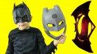 Batman Ses Değiştirici Maske Oyuncak Tanıtımı