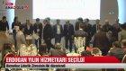 Erdoğan Yılın Hizmetkarı Seçildi