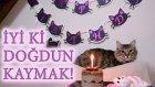 Kaymak'ın Dogum Gununü Kutladık #satınalmasahiplen