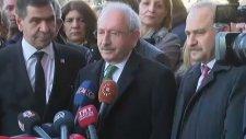 Kılıçdaroğlu, Danışmanının FETÖ'den Gözaltına Alınmasını Yorumladı