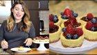 Mini Cheesecake Tarifi | Canan Kurban | Tatlı Tarifleri