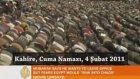 Mısır'da Namaz Kılan Müslümanlar