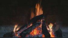 Rahatlatıcı Şömine Sesi---Relaxing Fireplace Sound