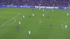 Barcelona 4-0 Mönchengladbach - Maç Özeti Golleri (Arda Turan Hat-Trick)
