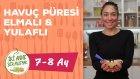 Bebekler İçin Havuç Püresi Nasıl Yapılır? (7-8 Ay) - ELMALI & YULAFLI | İki Anne Bir Mutfak