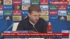 Dinamo Kiev - Beşiktaş Maçı Sonunda Tercüman Krizi Yaşandı