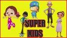 Keloğlan, Pepee, Niloya, Rafadan Tayfa ve Elifin Düşleri | Parmak ailesi Şarkısı